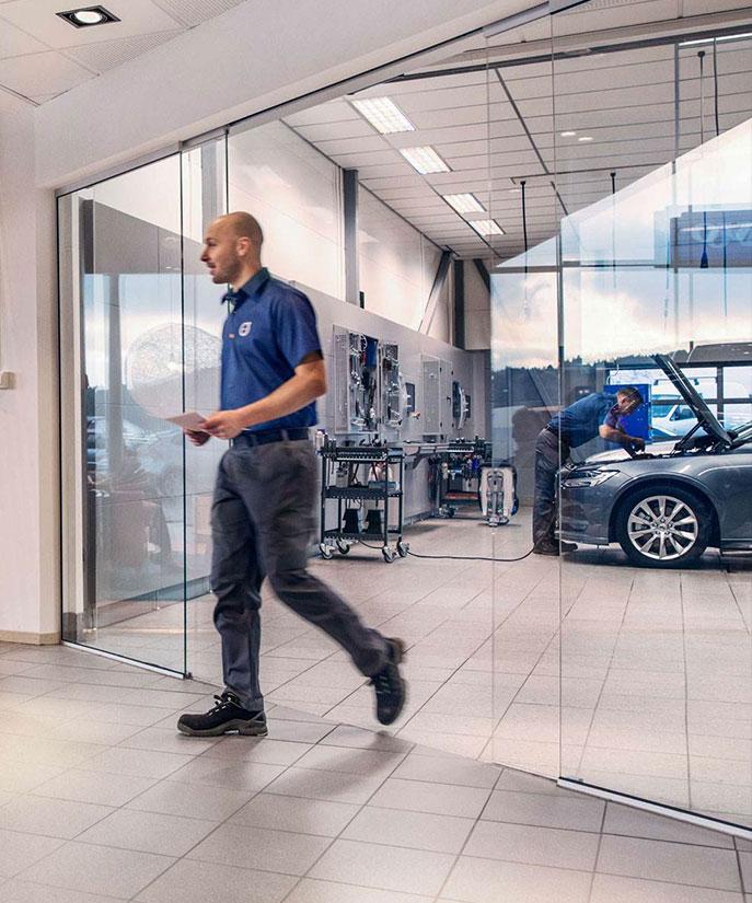 Volvo Excess Return Voucher
